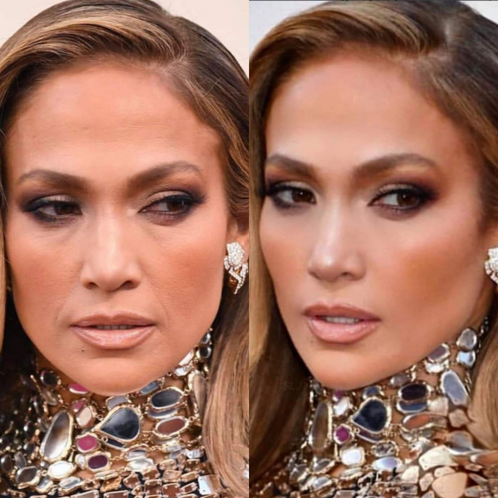 Jennifer Lopez still gorgeous in unedited photo